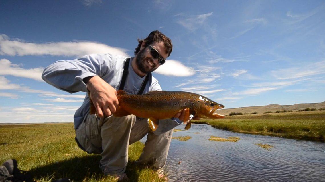 viaggio pesca in Argentina