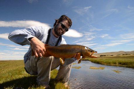 Pescare in Argentina