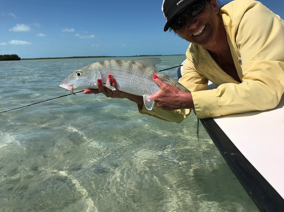 vacanza di pesca alle Bahamas
