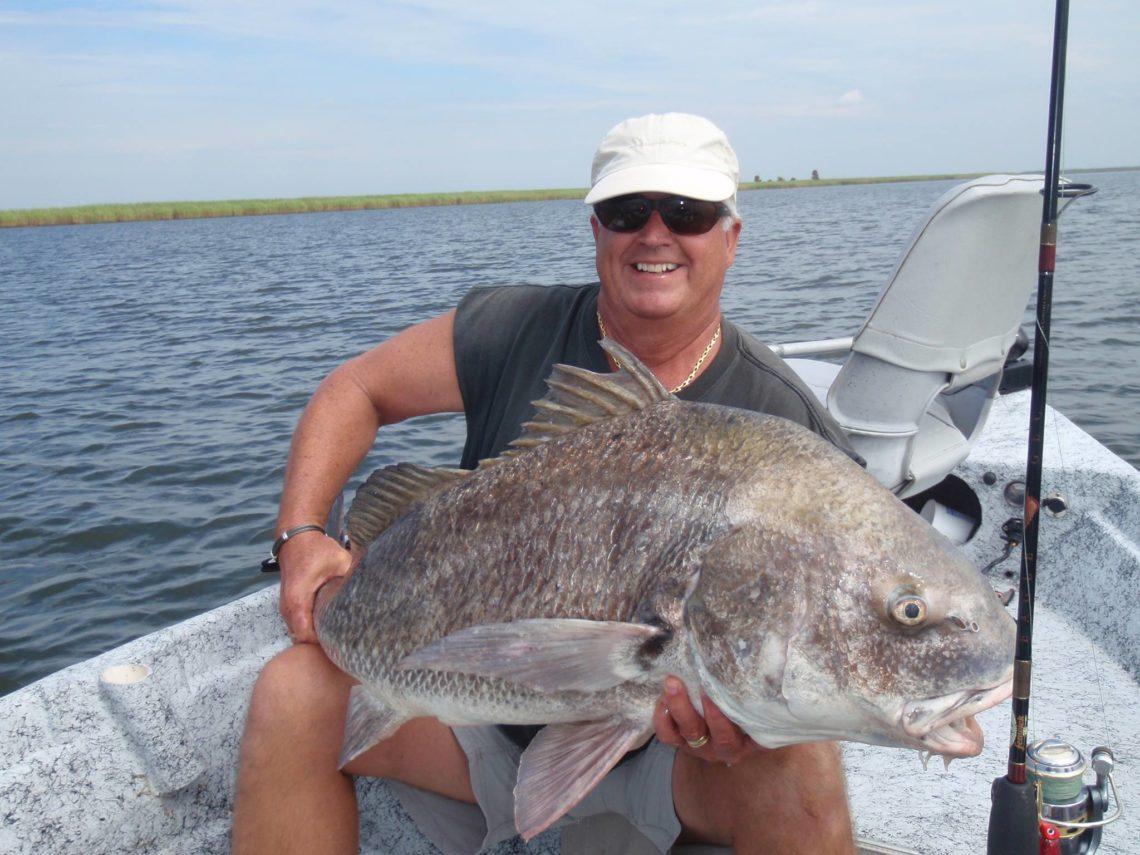 viaggio di pesca Alabama