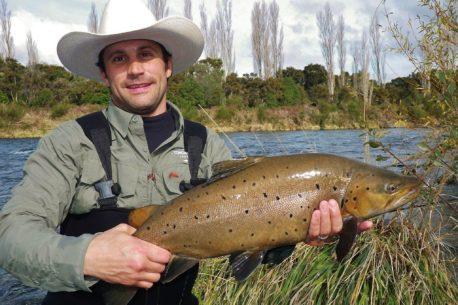 Viaggio di pesca Nuova Zelanda