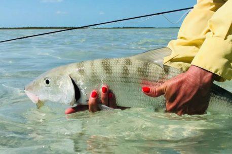 Pescare alle Bahamas