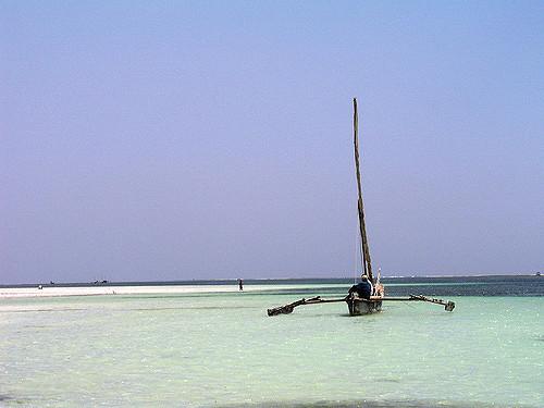 Deep sea fishing in Kenya