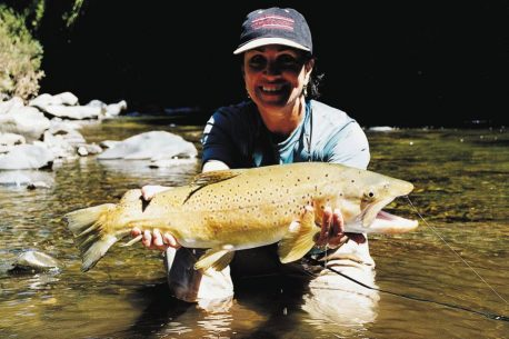 Pescare in Nuova Zelanda