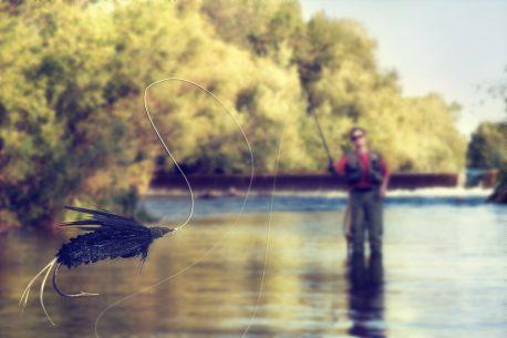 Pesca a mosca in Canada