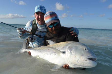 vacanza di pesca Micronesia