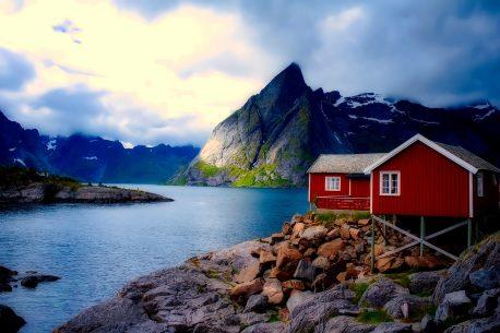 viaggio di pesca in norvegia