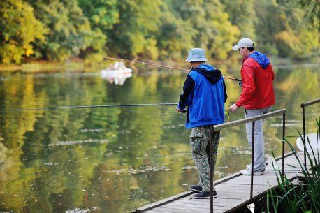 Pescare con la guida in Trentino