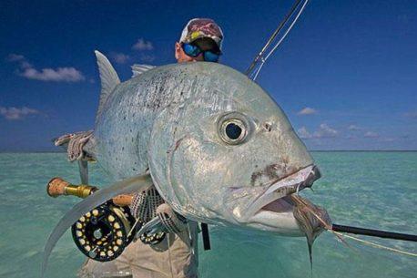 Viaggio di pesca a Kiribati