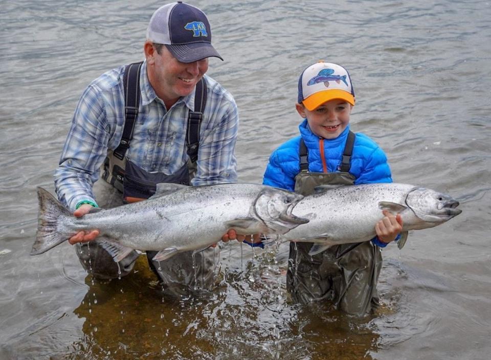 Viaggio pesca Alaska