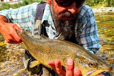 vacanza pesca sportiva Friuli