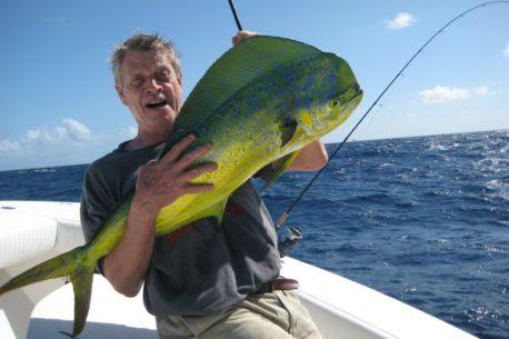 Pesca d'altura in Kenya