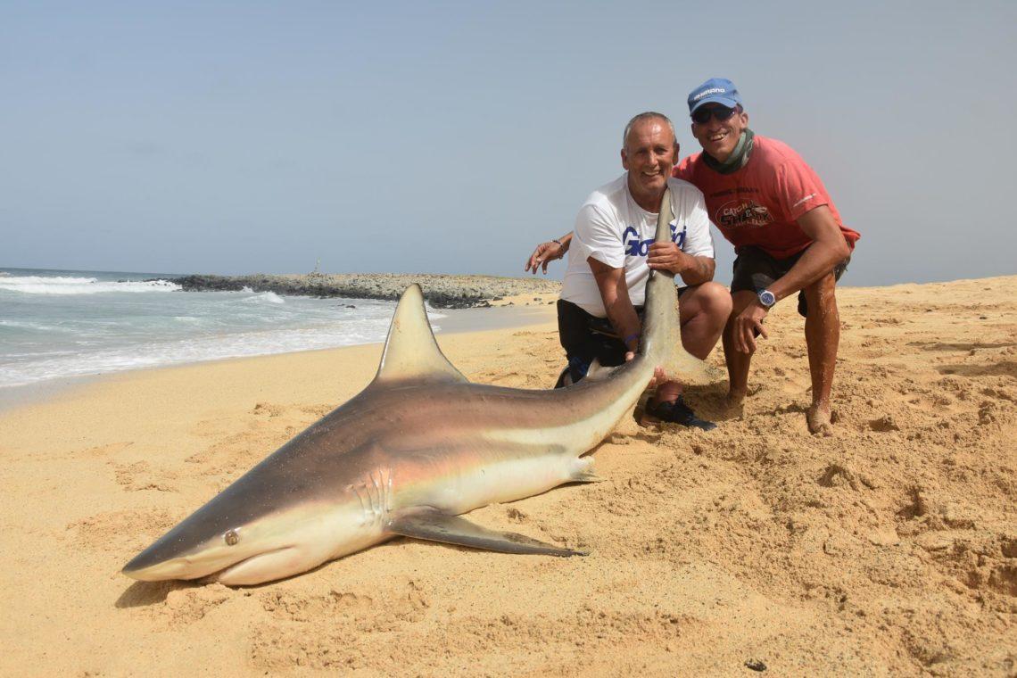 Viaggio di pesca a Capo Verde