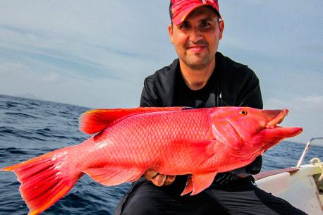 Viaggio di pesca a Capo Verde nell'isola di Sal