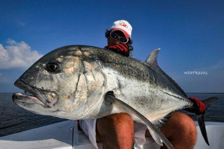 viaggio Maldive pesca